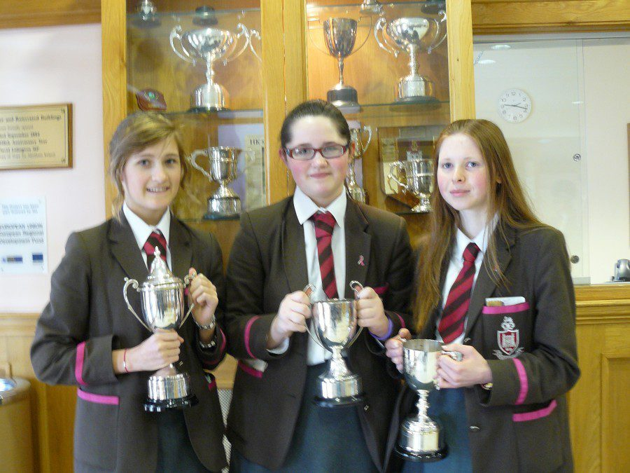 RSD pupils shine at the Dungannon Music and Drama Festival