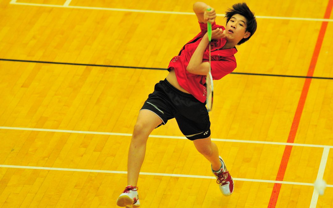 UK School Games for RSD's star badminton player
