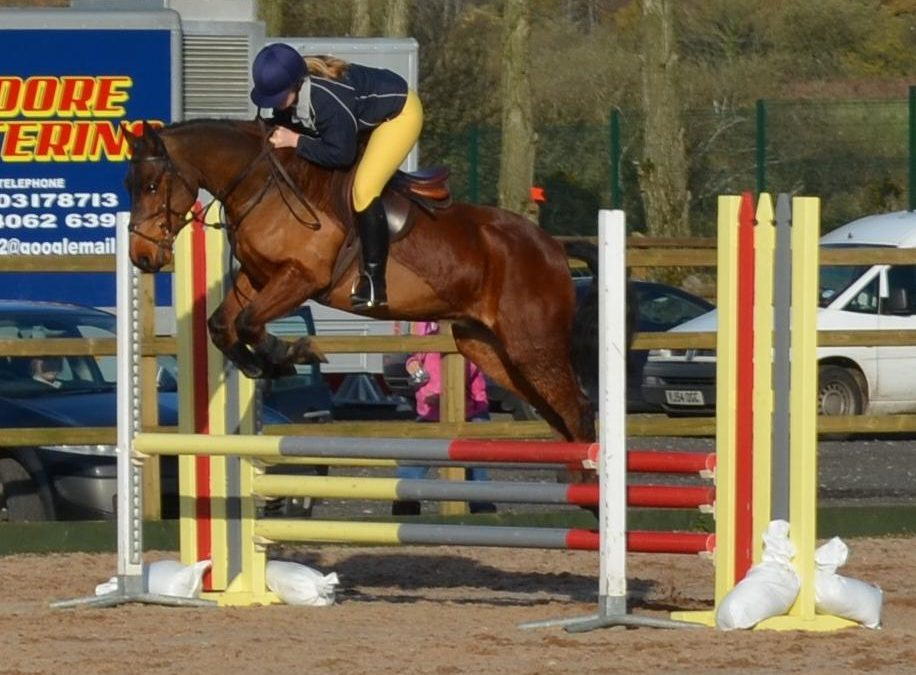 Fine start to season for RSD show jumping team