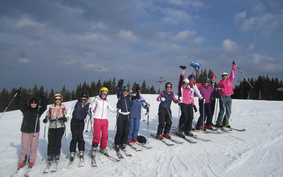2012 SKI TRIP – Les Carroz, Haute Savoie, France