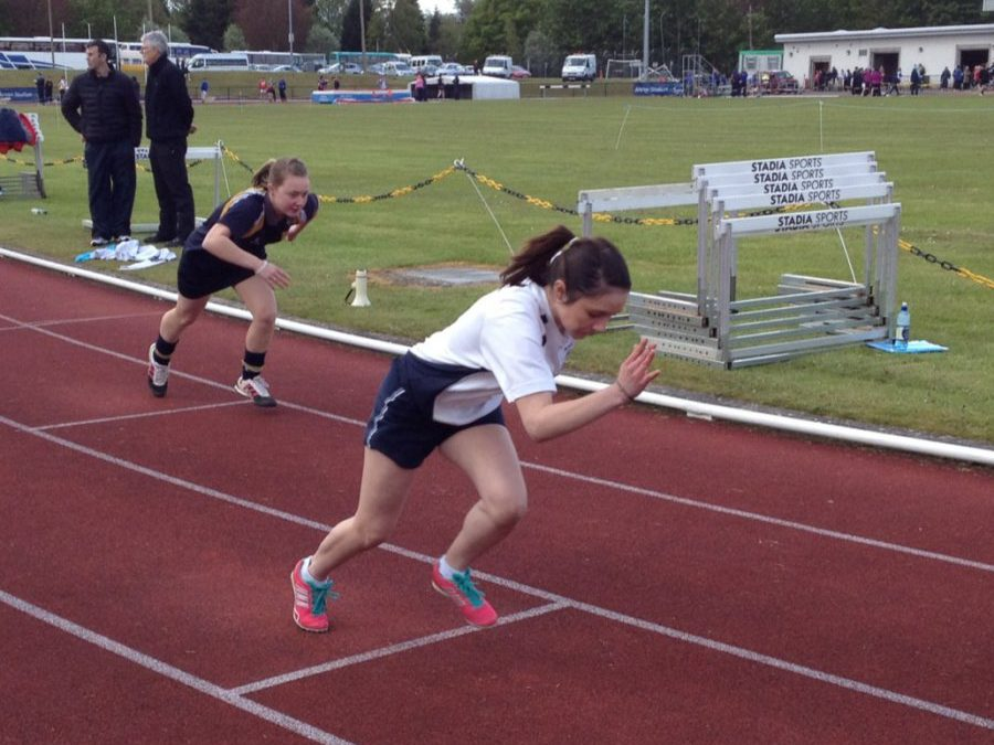 Strong performance from RSD athletes at District Championships