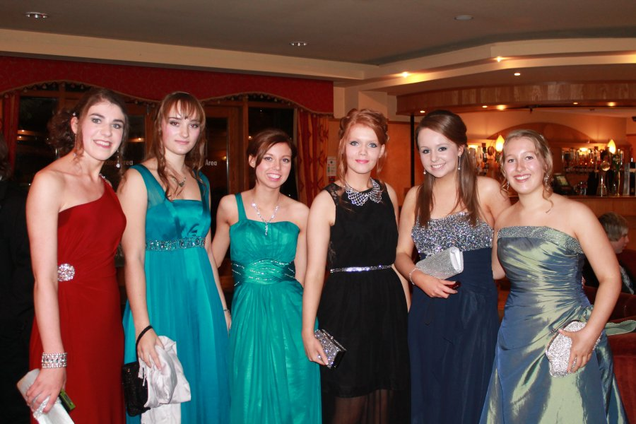 Sixth form formal