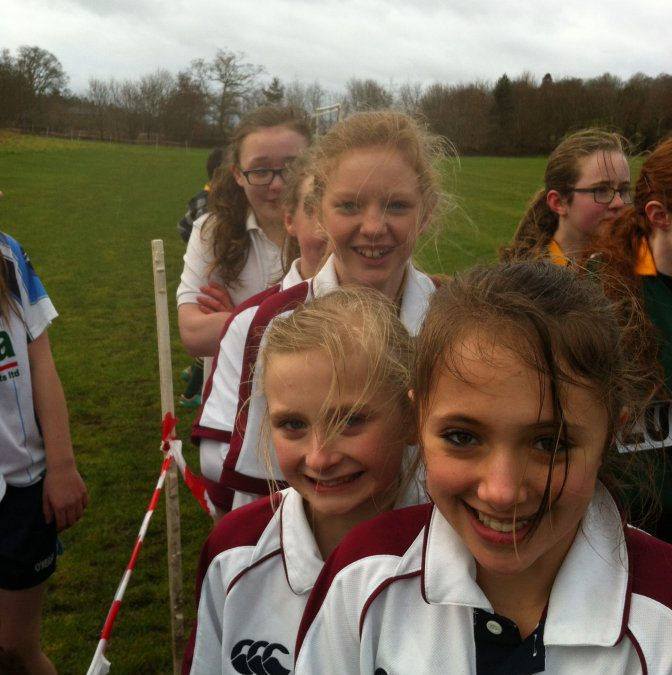 RSD girls perform well at District Cross Country Championships