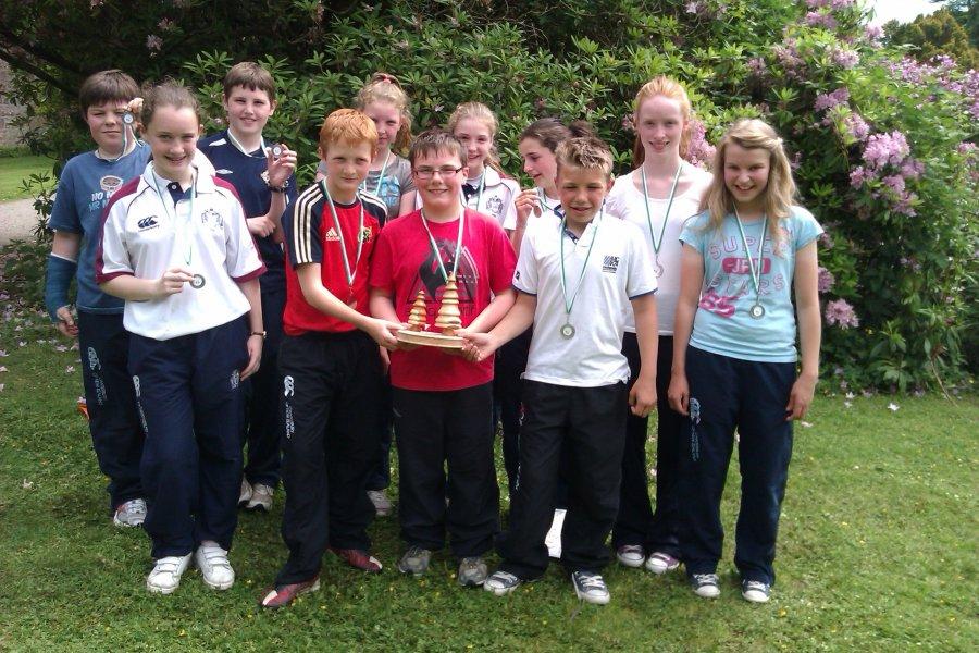 Orienteering team wins Northern Ireland Championship event