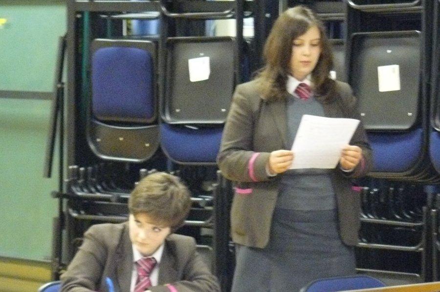 1608 Royal Schools Debating Competition