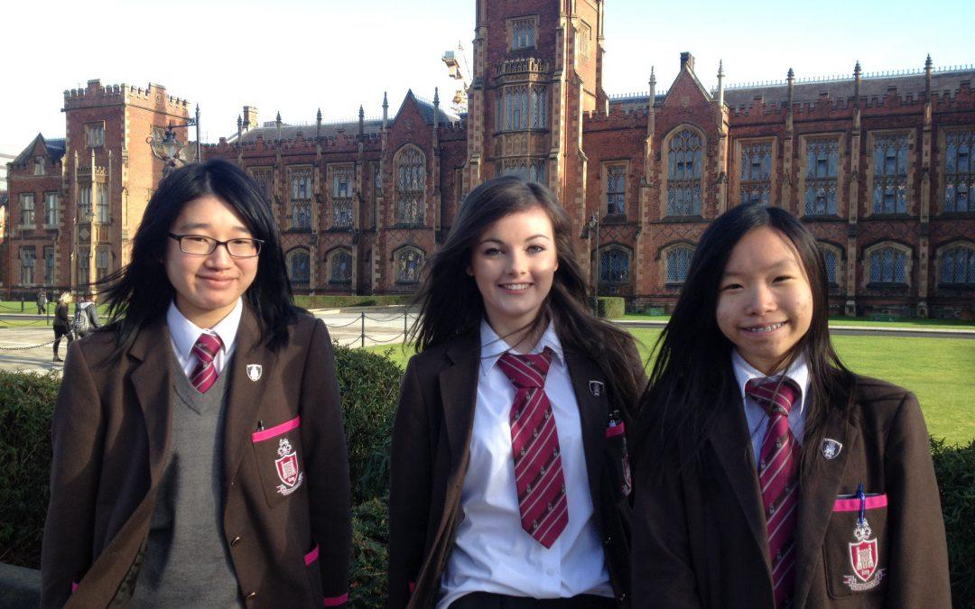 Queen's University Belfast Management School's Taster Event