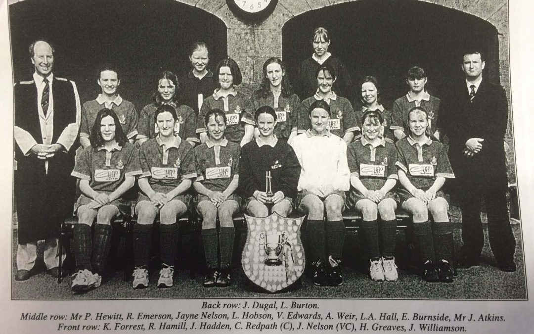 Reunion match for all-conquering 1995 1st XI hockey team