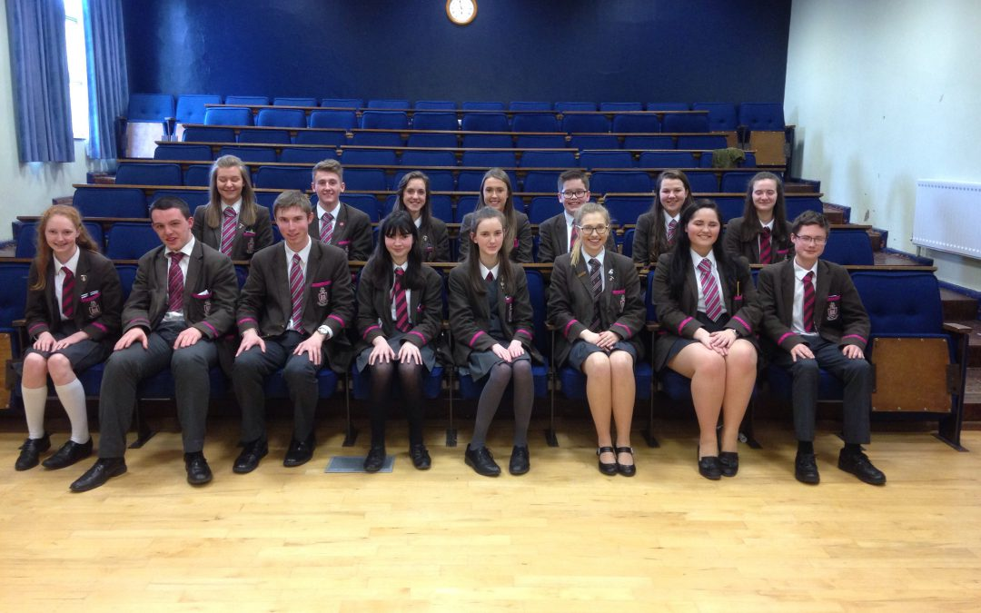 Mountjoy triumph in House Debating Competition