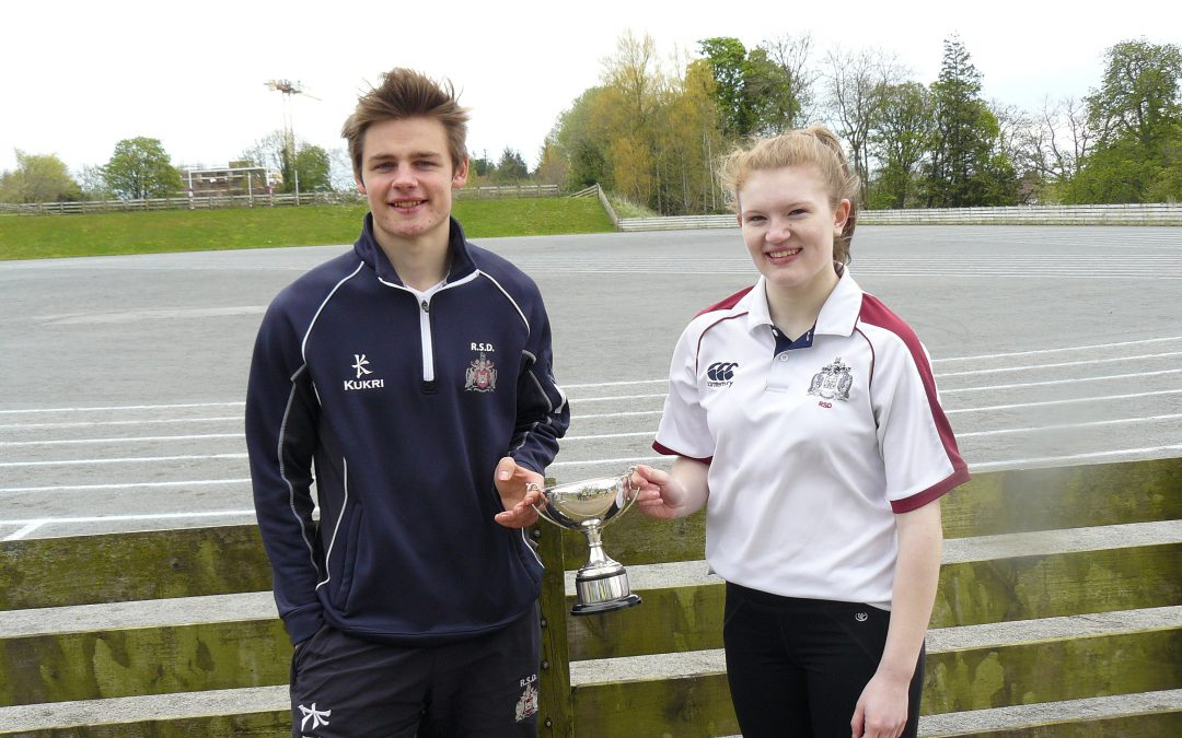 Sports Day 2016: hat trick heroics from Bullingbrook-Tyrone
