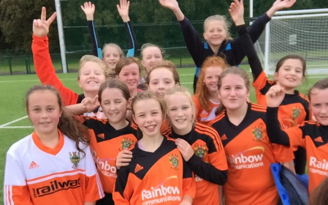 Ladies football: Year 8 pupils selected for Mid Ulster team
