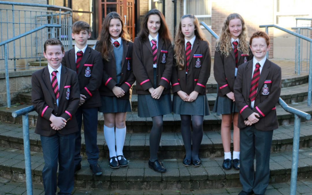 Year 9 & 10 students compete at Ulster Schools Swimming competition