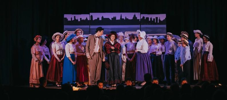 2016 School Musical : Hello Dolly!