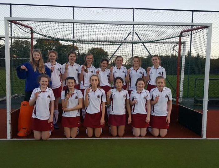 U14 Hockey – Mid Ulster Cup Silver Medallists
