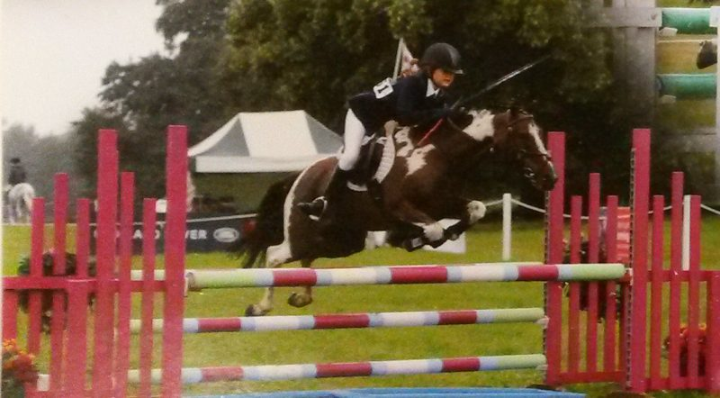 Emma-Jane (Yr9) and Dottie: The Pony Club Championships 2016