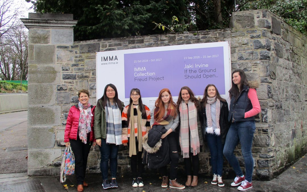 Dublin Art Exhibition Trip