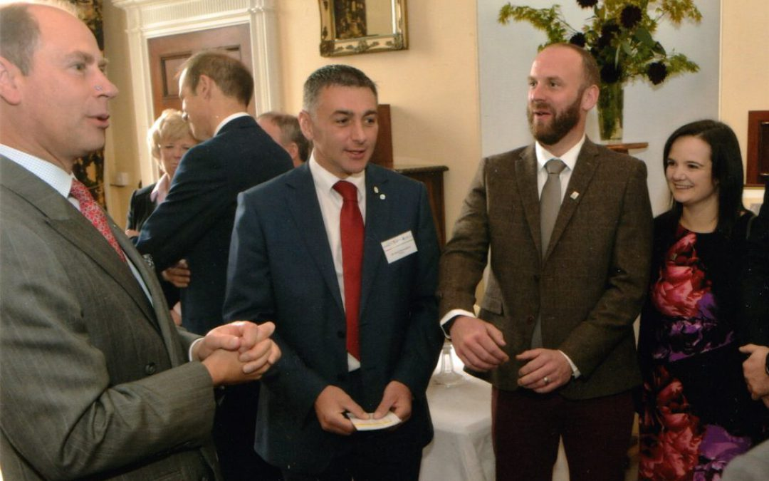 Diamond Anniversary celebration for DofE and Gaisce Award
