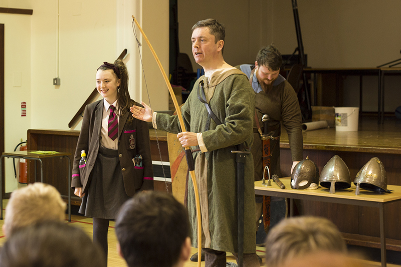 Year 8 Normans – History Conference