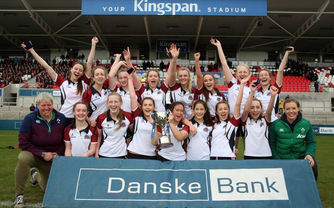 The Royal School win Danske Bank Girls' Schools' Cup