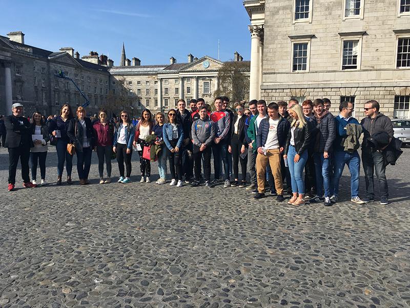 History A Level SESP Dublin Trip