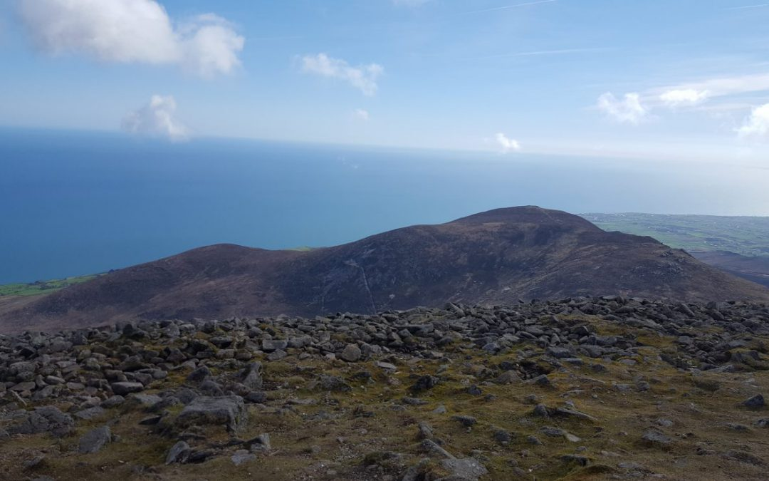 Gold DofE Practice: April 2017, Mourne Mountains