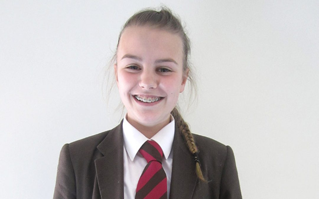 Abbie Hampton: Ulster Hockey U13 Regional Talent Academy