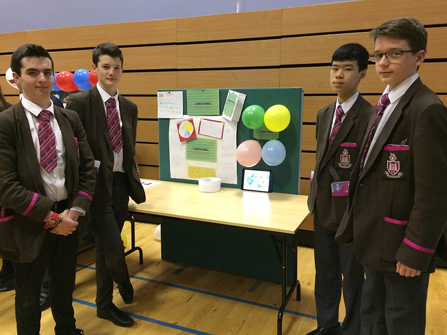 Year 11 Young Enterprise Challenge