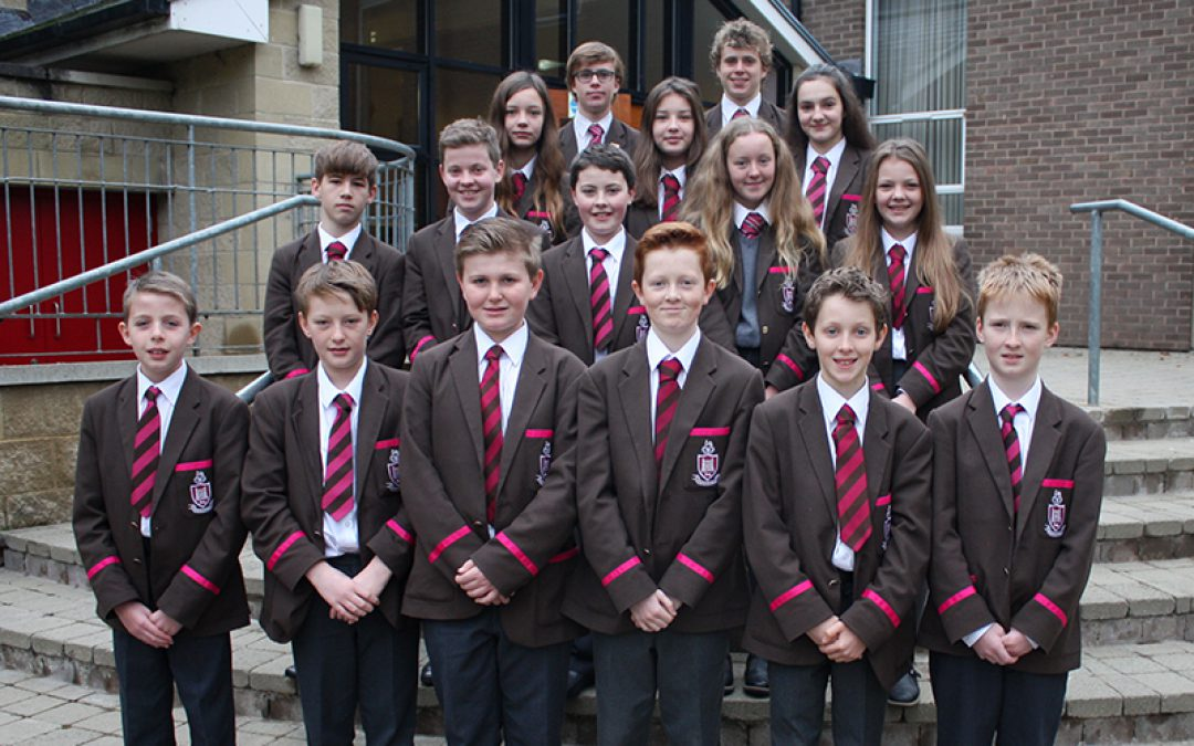 RSD Swim Team at Ulster Schools Gala