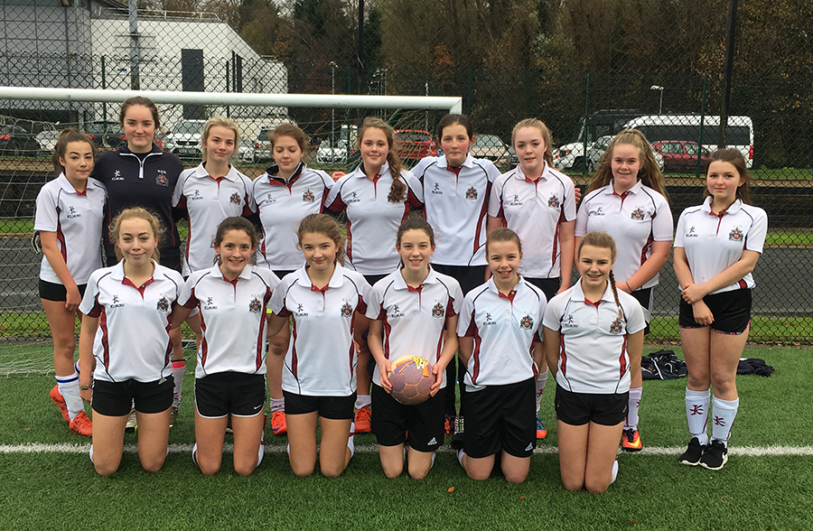 RSD Girls' Football Team