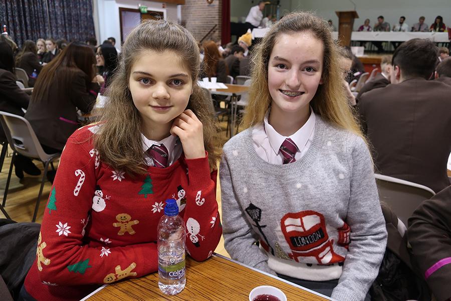 Christmas Dinner & Festive Fun 2017