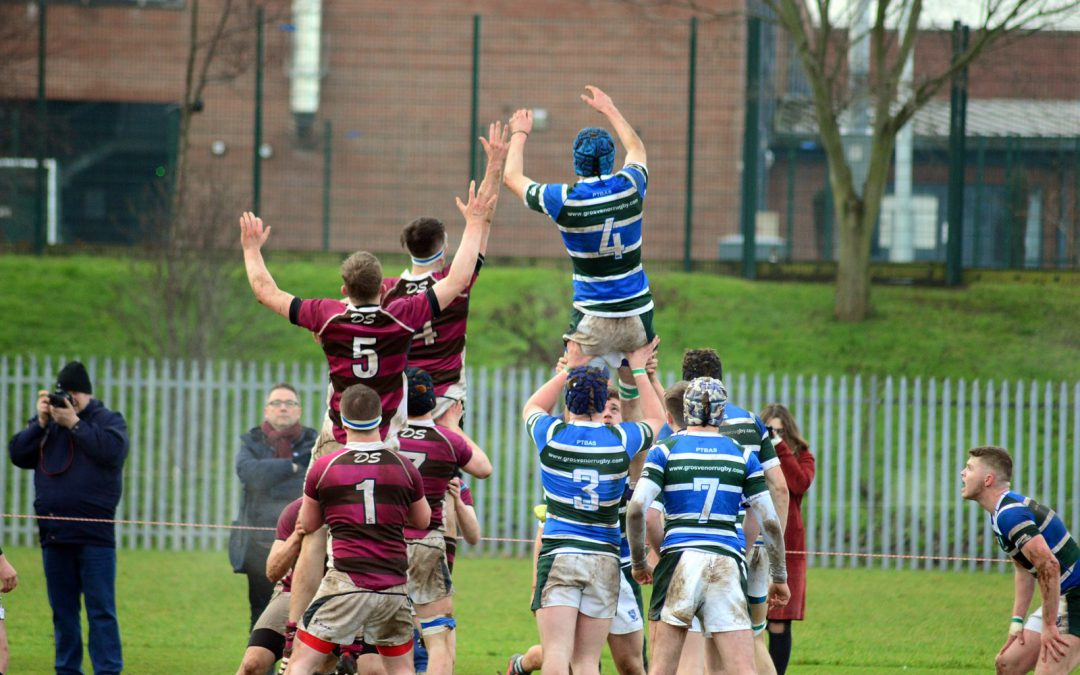Ulster Schools' Cup: Round 3, RSD vs GGS