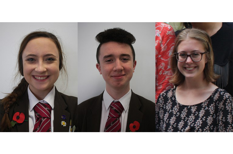 Top GCSE and A Level examination achievers