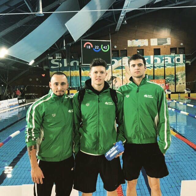 Past pupil Calum Bain to compete at Gold Coast Commonwealth Games