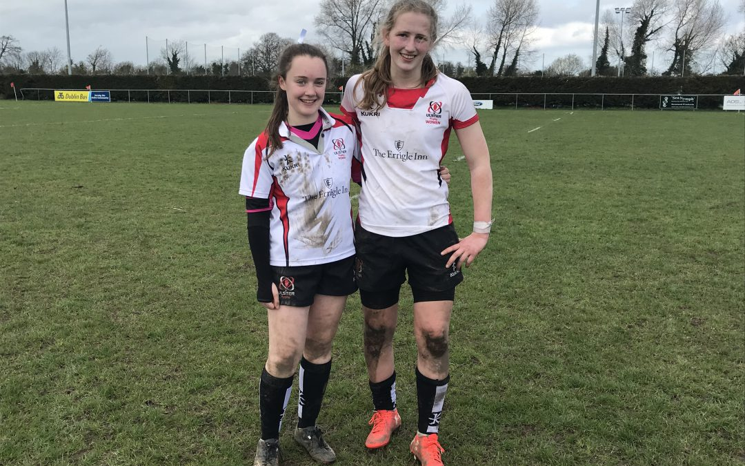 Ulster U18 Rugby Sevens Competitions