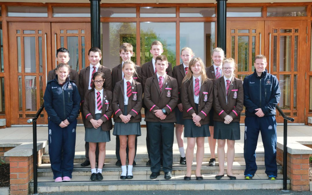 Qualifiers for Ulster Schools Athletics Championships