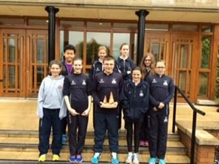 Orienteering team wins NI Championship
