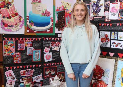 Jasmine Ashfield GCSE (2)