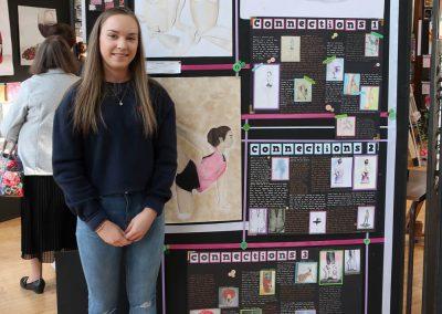 Zara Burrows GCSE