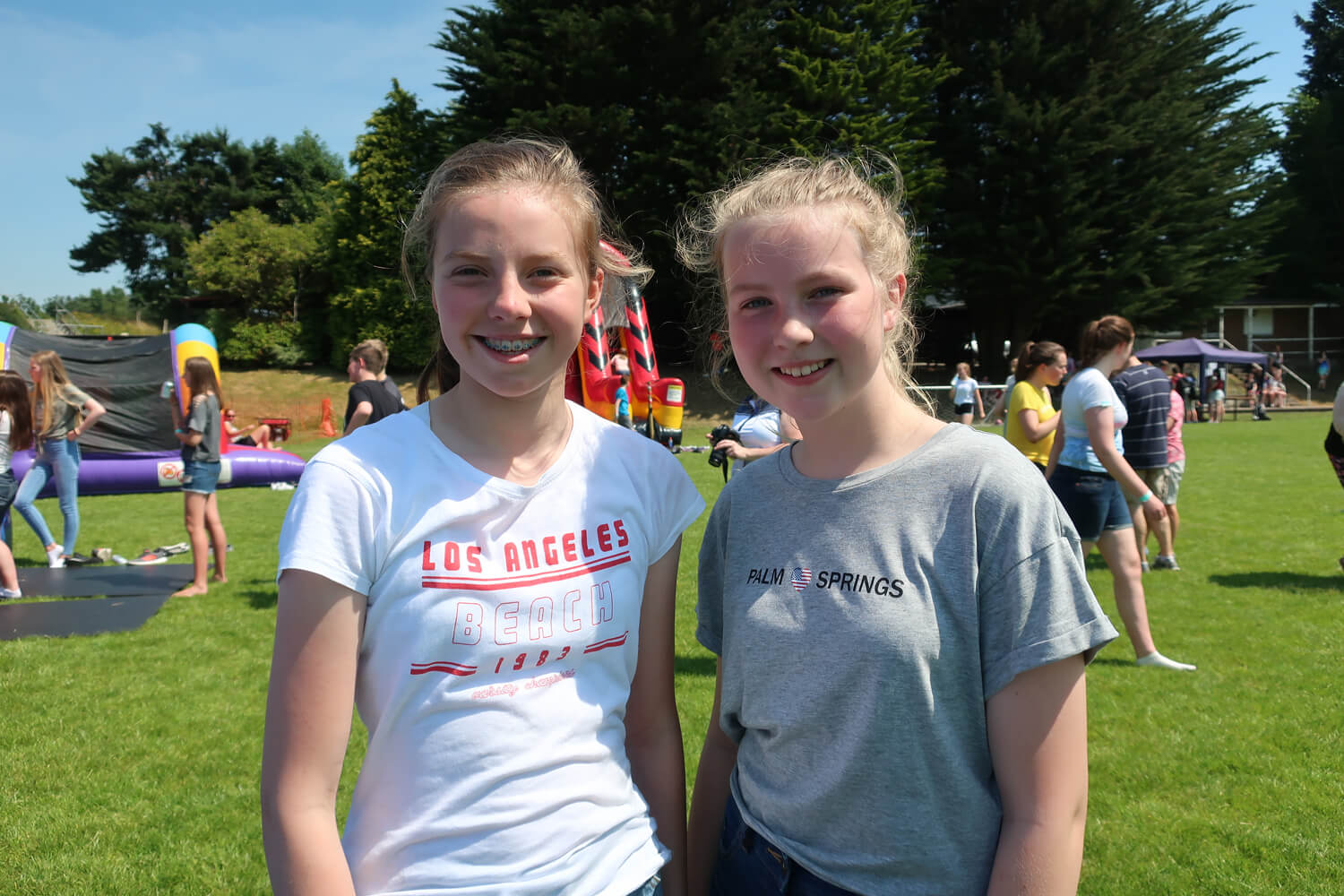 3.Thea Devlin and Molly Reid (Year 9)