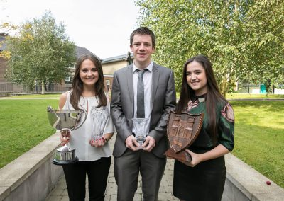 Leavers - Lucy Talbot, Jack Wilson and Megan Hadden RSD Prize Day 2016-258