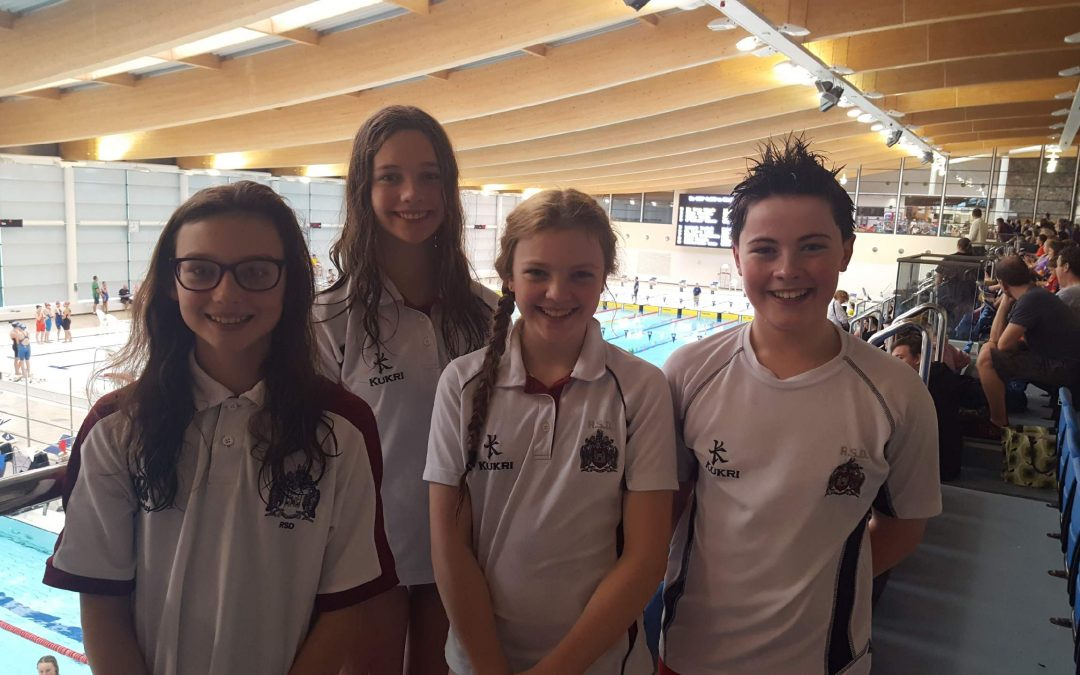 Ulster Schools Cup championship goes swimmingly for RSD