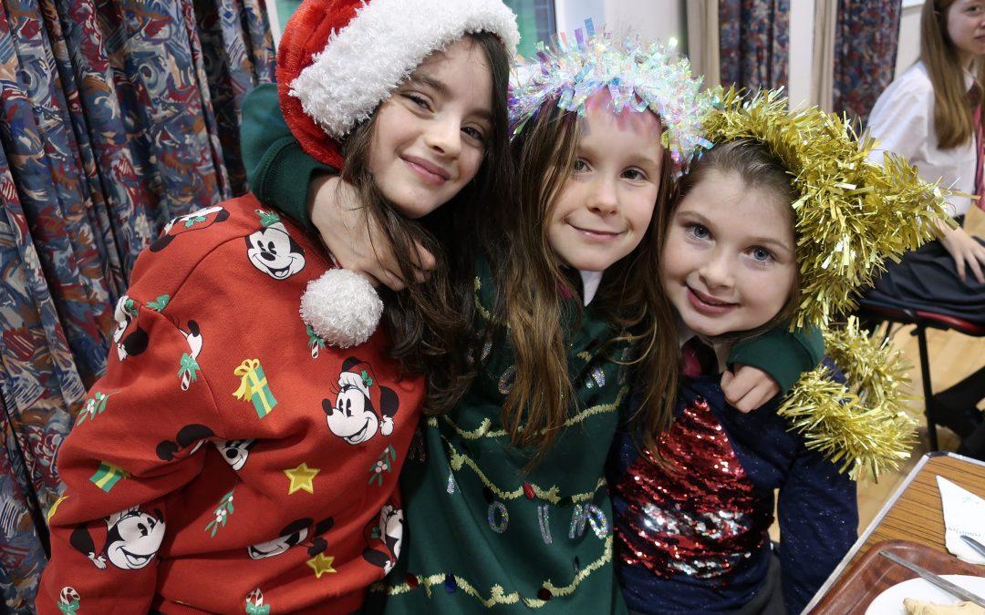 Christmas Dinner & Festive Fun 2018