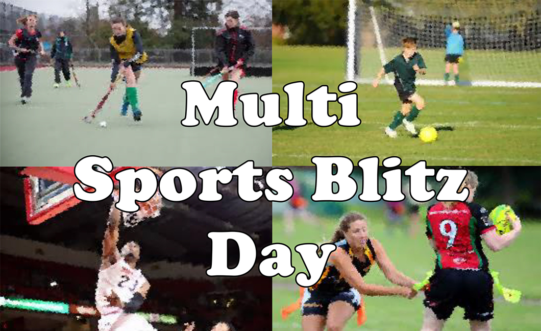 PE Multi Sports Blitz Day 2019