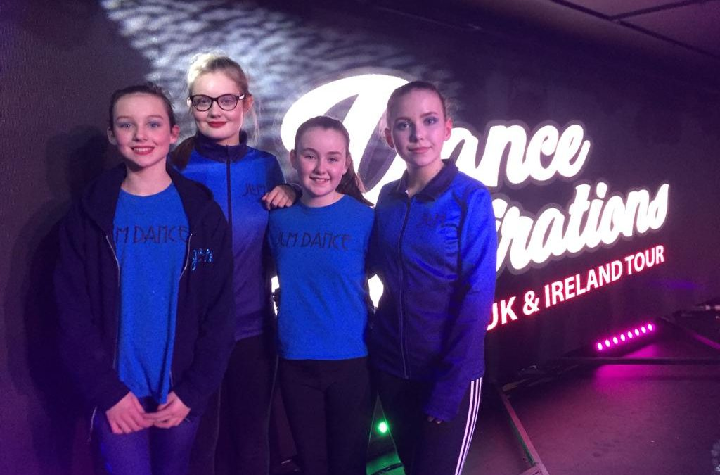 Inspiration Dance UK and Ireland finals