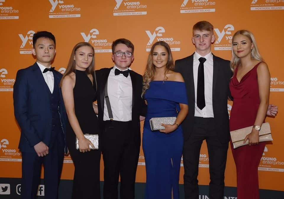 Aspire attend Young Enterprise NI Finals and awards ceremony