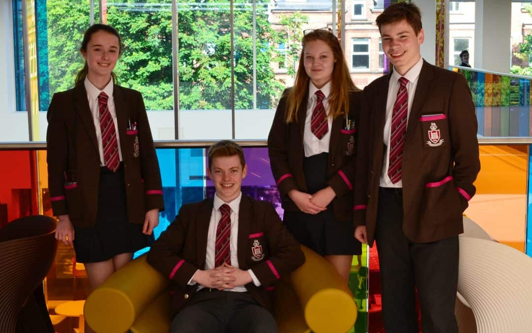 Team Pulse – Year 11 App Design Finalists