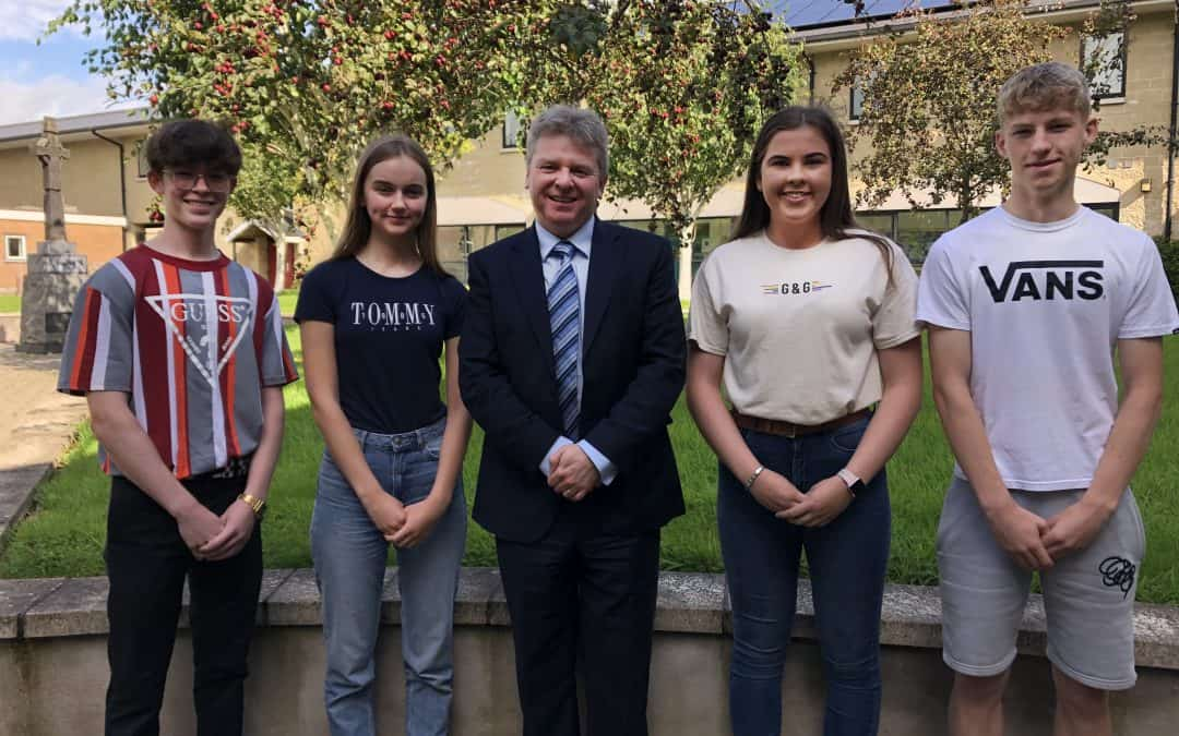 Superb GCSE results for our RSD pupils!