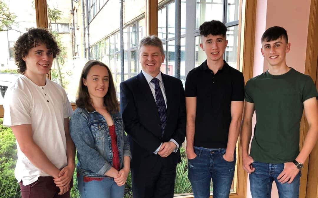 Excellent results for A Level pupils