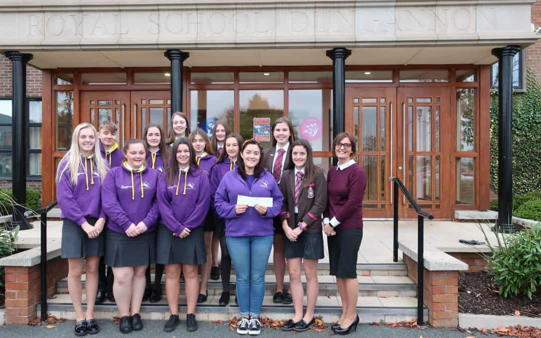 Safer School Team, Charities Committee and Young Enterprise Celebrate Success