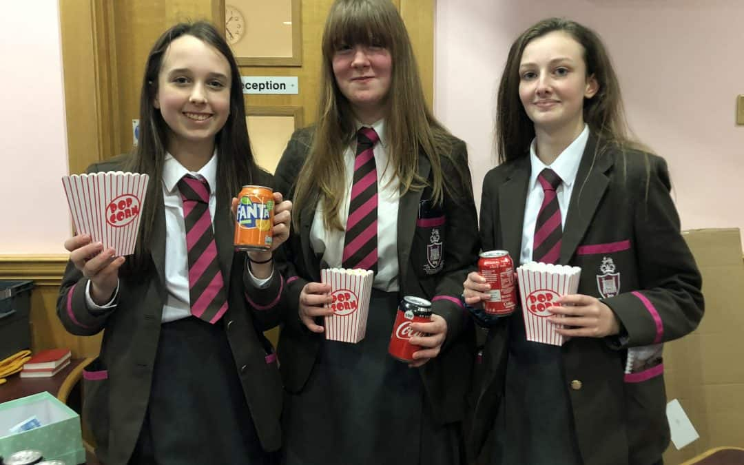 'Pop and Fizz' in Young Enterprise Scheme