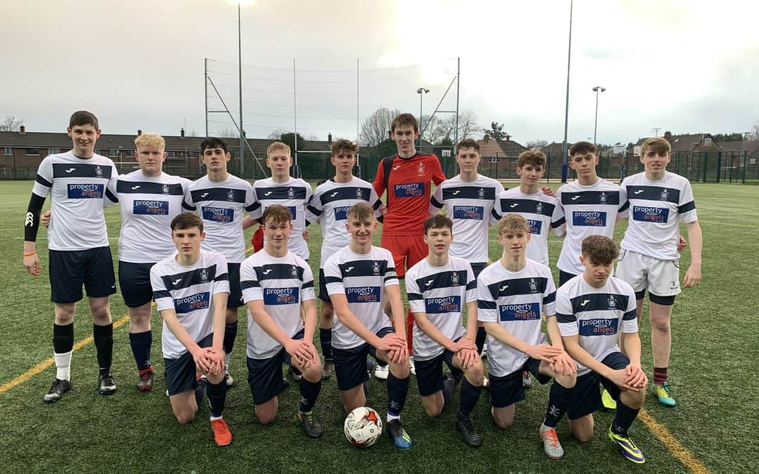 RSD in Quarter Final of NISFA U18 Danske Bank Schools' Cup